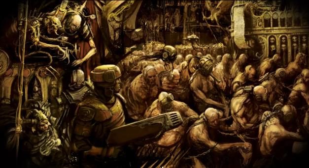 Emperors Thirst