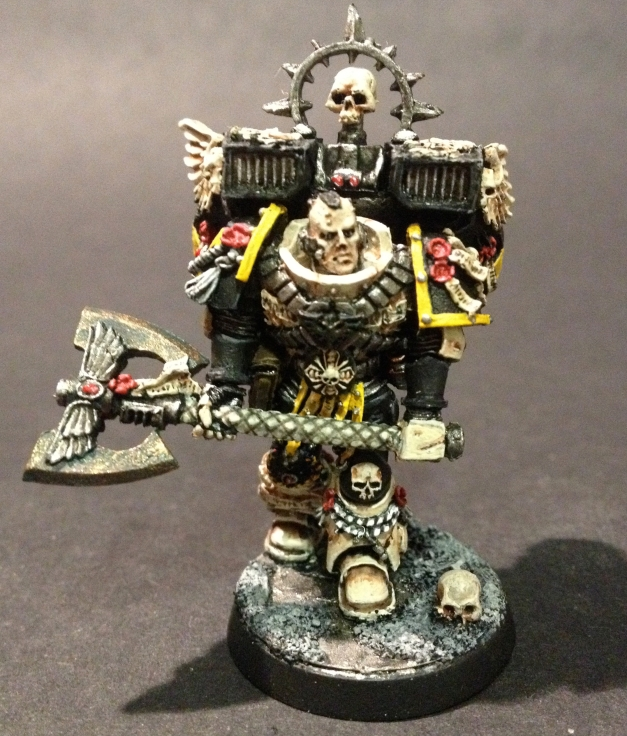 Mortifactors Lord Executioner