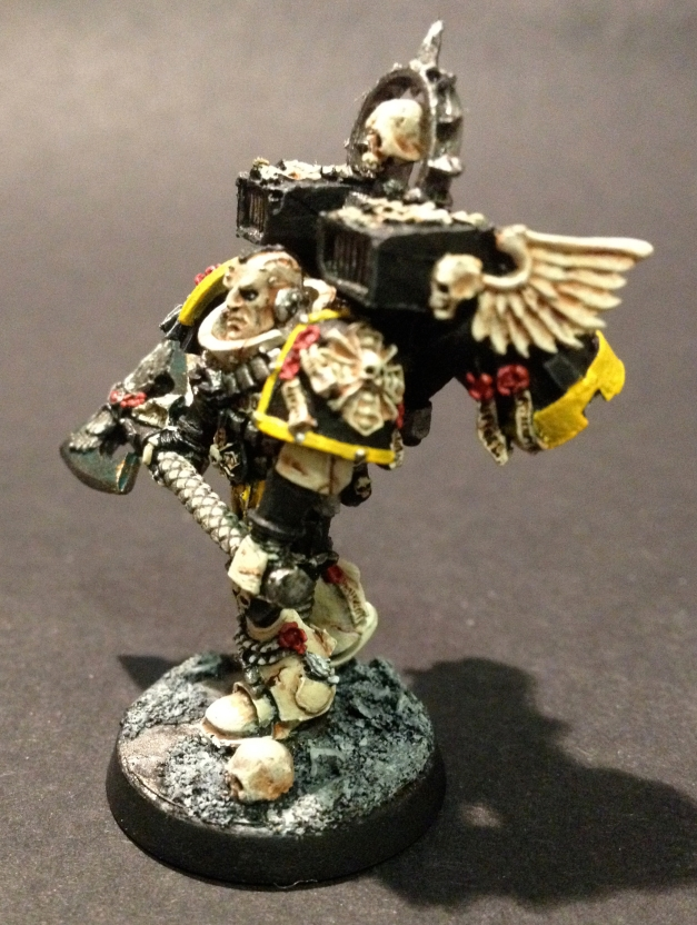space marine lord executioner
