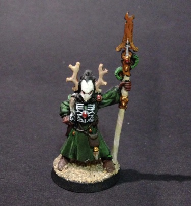 eldar warlock