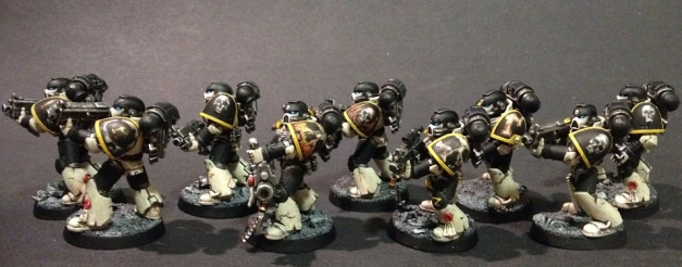 mortifactors space marines in profile