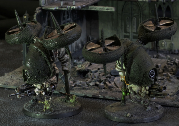 Blight Drones of Nurgle