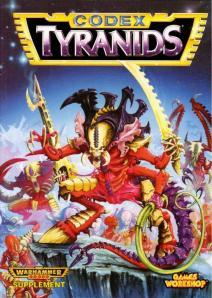 2nd Edition Tyranid Codex