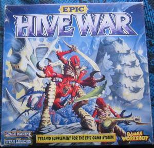 epic hive war