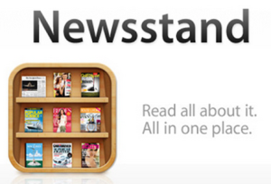 apple newstand