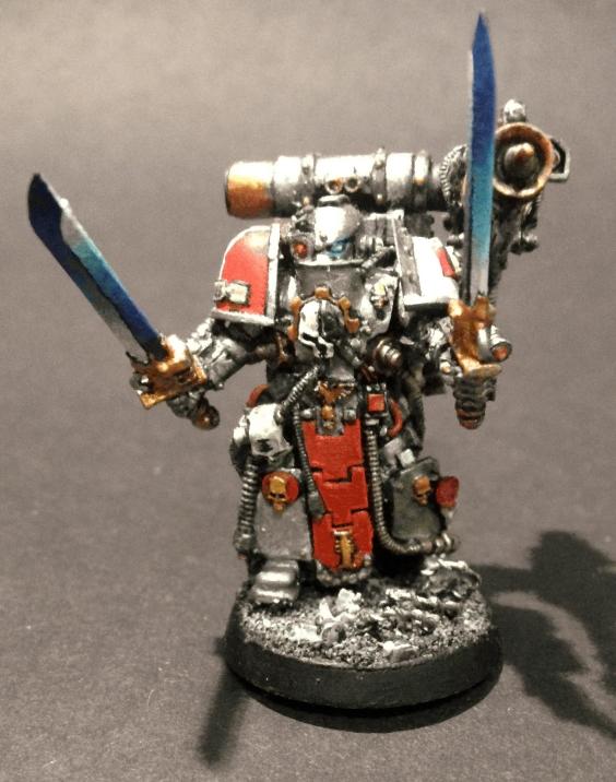 Grey Knights Techmarine