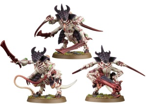 6th edition tyranid warriors