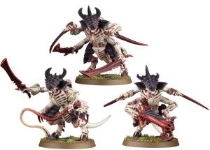 6th edition tyranid warriors