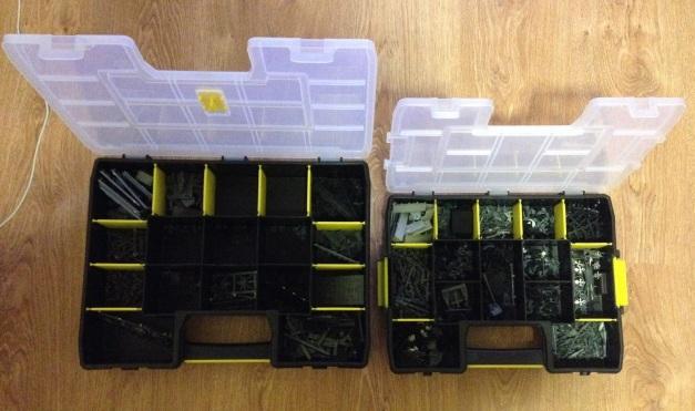 my bits boxes