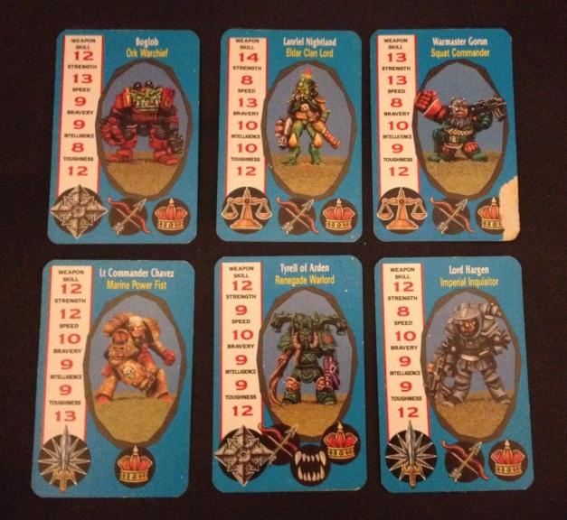 spacewar citadel combat cards