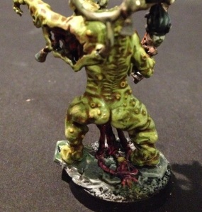 herald of nurgle back