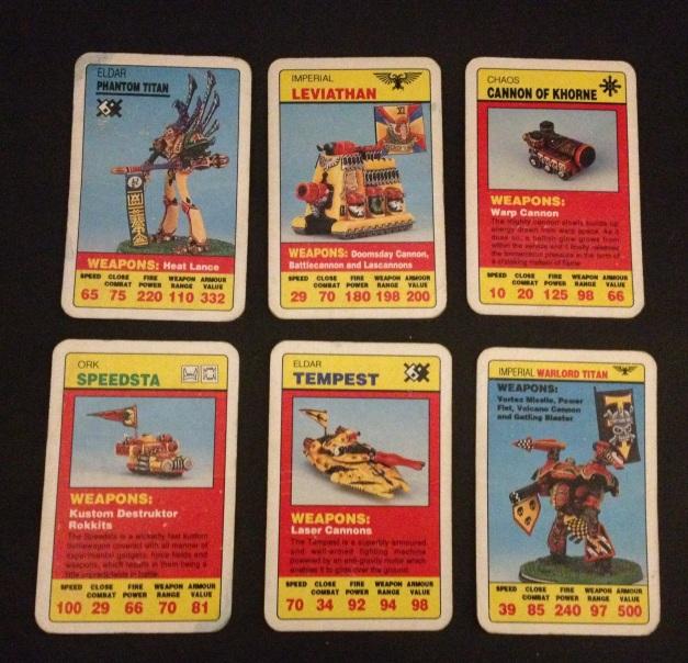 epic battles citadel combat cards