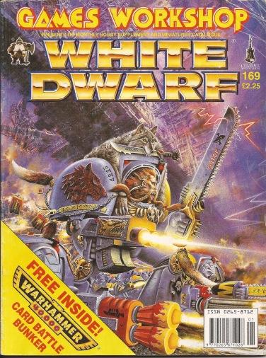white dwarf 169