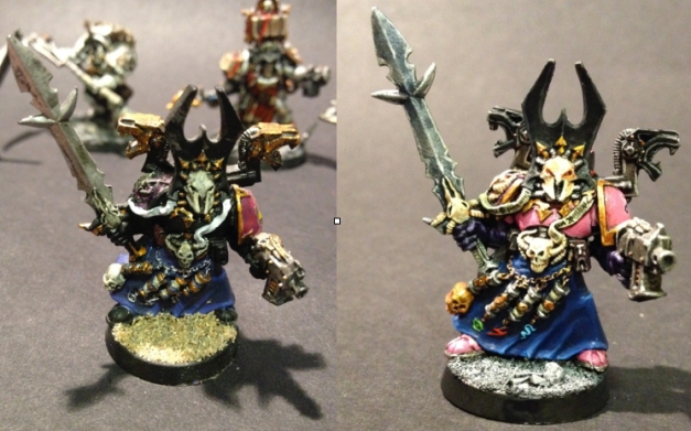 old and new chaos sorcerer