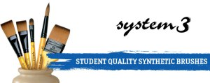 Daler Rowney System 3 Brushes