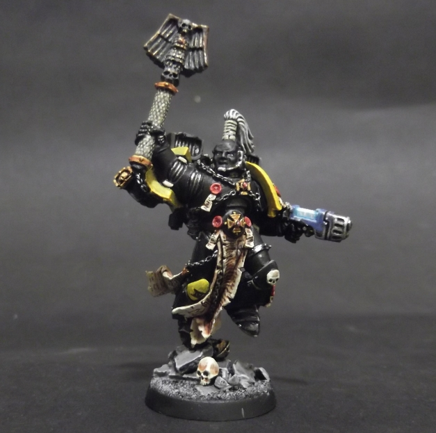 Mortifactors Chaplain with Jetpack
