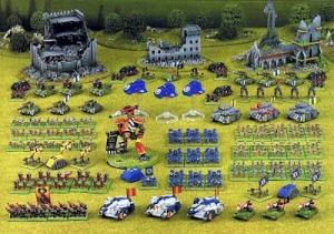 epic imperial army