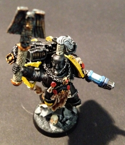 converted chaplain