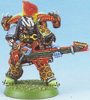 old noise marine
