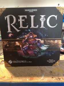 relic game