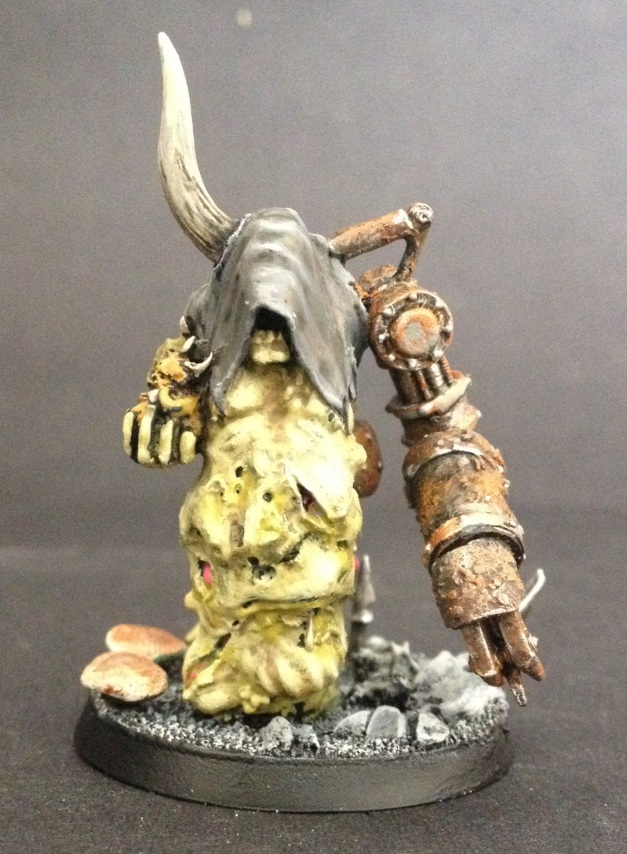 forge world damon herald of nurgle