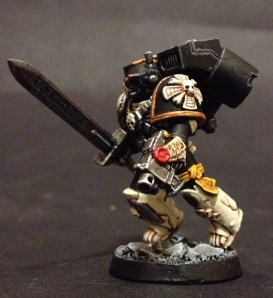 vanguard vet with crux terminatus