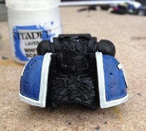 ultramarine bust wip