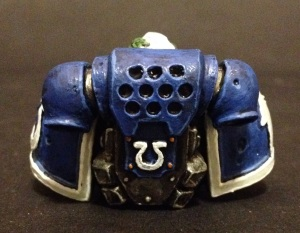 back of relic ultramarine