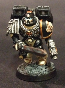 vanguard vet space marine