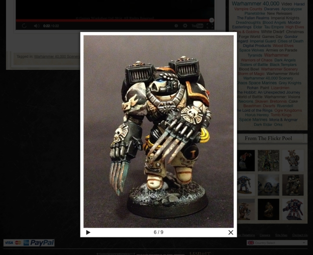 Mortifactors on the GW Flickr Highlights