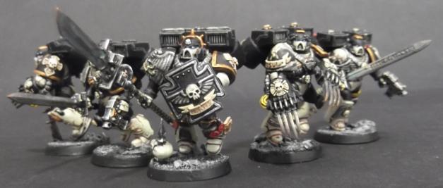 mortifactors vanguard veteran squad