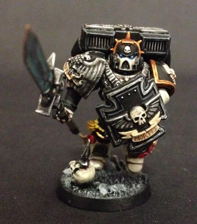 Mortifactors Vanguard Veteran Sergeant
