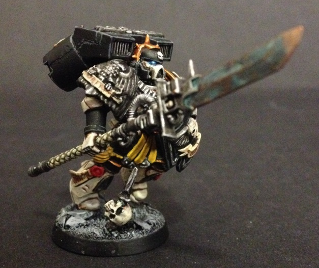 Mortifactors Veteran Sergeant with Jump Pack
