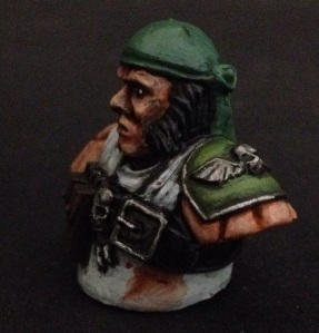 relic guardsman bust side view