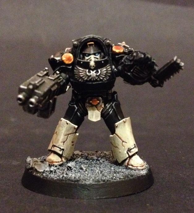 Tartaros Pattern Mortifactors Terminator