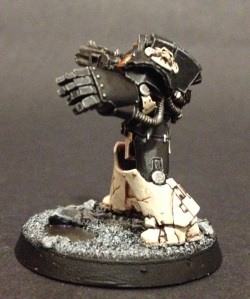 forgeworld terminator with power fist
