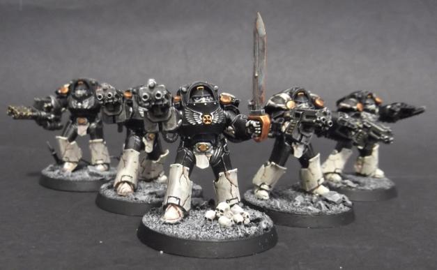 Mortifactors Terminator Squad