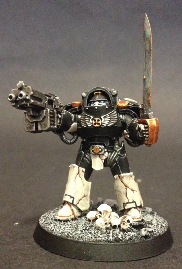 mortifactors terminator sergeant