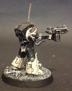 skull shoulder pad terminator