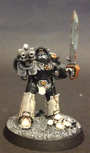 terminator sgt with power sword