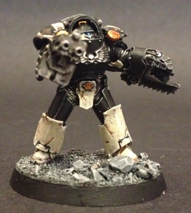 mortifactors terminator with chain fist