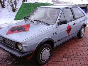 space wolf car