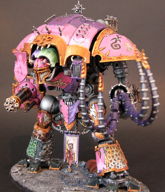 emperor's children imperial knight