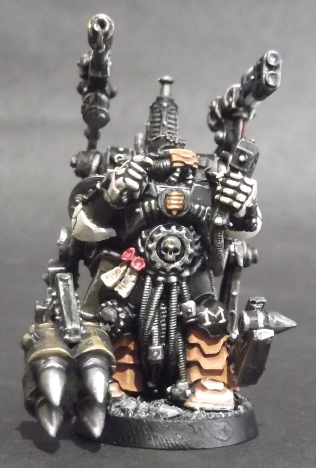 mortifactors techmarine