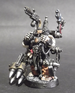 Mortifactors Space Marines Techmarine