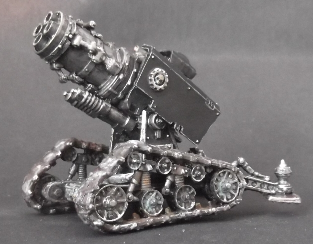 Space Marine Thunderfire Cannon