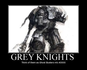 funny grey knights