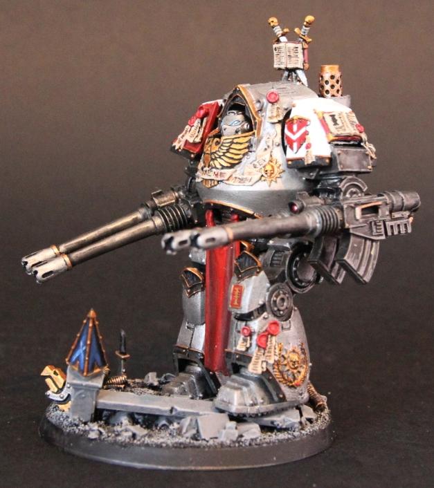 Grey Knights Dread