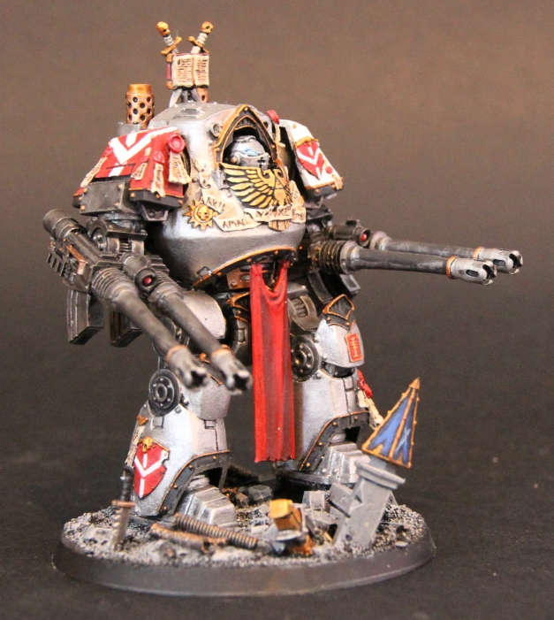 Greay Knights Psifleman Dread