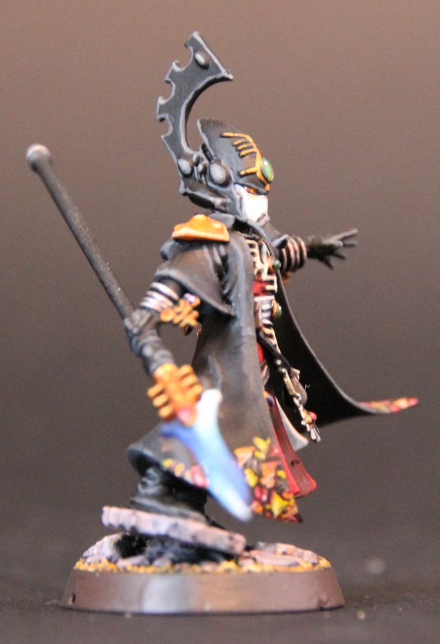 farseer with singing spear